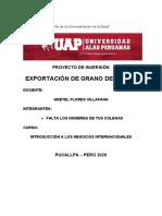 Proyecto-de-Exportacion-Cacao 2020