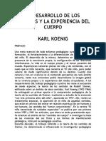 Copia de EL DESARROLLO DE LOS SENTIDOS Y LA EXPERIENCIA DEL CUERPO