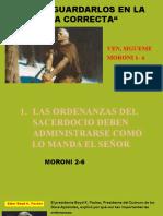 CLASE MORONI 1-6