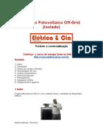 Projeto Fotovoltaico Ofdanilson gomesf