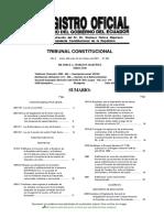 Ley de Legalización de Terrenos Machala. Octubre 2001 [2001]