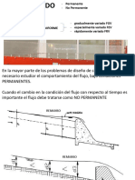 Clases 24 y 25 FLUJO GRADUALMENTE VARIADO_CURVAS DE REMANSO