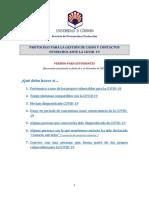 Protocolo estudiantes 01-12-2020