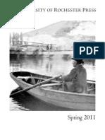 2011 Spring University of Rochester Press Catalogue