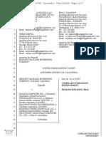 Hewlett Packard Enter. v. Quanta Computer - Complaint (sans exhibits)
