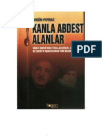 Www.turkcuturanci.com Ergun Poyraz Kanla Abdest Alanlar