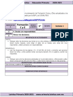 Noviembre - 1er Grado Formación C y E (2020-2021)