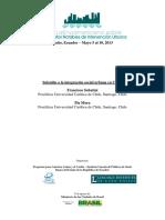 Subsidio_integracion_social_urbana _Chile-Sabatini_ Mora -2013