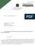 Resposta do GSI ao STF (15/12/2020)