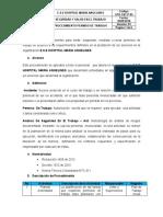 GTH-SST-P-05 Procedimiento de Permiso de Trabajo V. 1.0