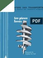 LES PIEUX FORES - SETRA -