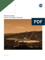 Phoenix Landing Press Kit