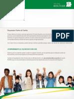 PÓLIZA CLASE FELIZ 2021 SEGUROS BOLÍVAR
