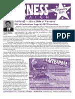 Fairness Feb./Mar. Newsletter