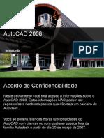 AutoCAD2008_0_INTRODUÇÃO