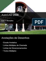 AutoCAD2008_4_ANOTAÇOES