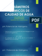 Clase Alcalinidad, Dureza, Acidez ,Cl libre.ppt