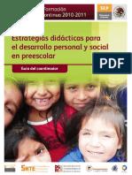 Guía coordinador preescolar FINAL 28FEB2011