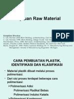 1. Pengt Bahan Dasar Plastik - Dasar