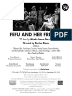 Fefu-program