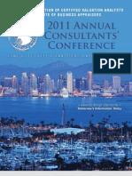 NACVA Annual Consultants' Conference Brochure