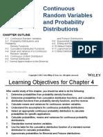 2Continuous Probability Distribution