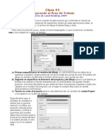 Clase #1 de Land Desktop 2004