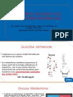 glucosa y sus alteraciones metabolicas