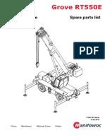 GROVE RT550E SPARE PARTS LIST.pdf