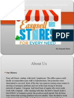 Become A Master Distributor of Easysell Stores
