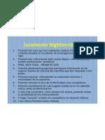 Juramento Nightingcratico