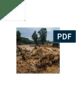 Prihatin Kondisi di Citorek saat Banjir Bandang Awal Januari 2020