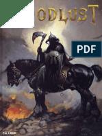 Bloodlust - Résumé de Règles