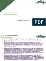 AC Power Awareness-Module