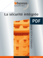 158622821 ControleAccesResidentiel V2 PDF