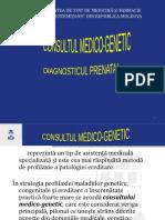 Consultul medico-genetic si diagnosticul prenatal.pptx · versiunea 1.pptx