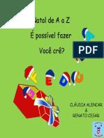 NATAL DE A a Z - PODE USAR PARA ENSINAR.pdf