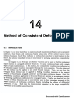 Chapter 13 - Method of Consistent Deformations