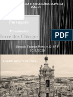 8 ANO TORRE DOS CLERIGOS