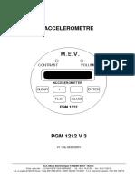 accelero electronique PGM1212_FR