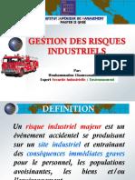 Typologie des Risques industriels majeurs