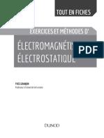 Yves Granjon - Electromagnétisme et électrostatique - Exercices et méthodes (2019, Dunod) - libgen.lc (1).pdf