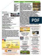 HOJA PARROQUIAL  NSP  22 de noviembre  2020
