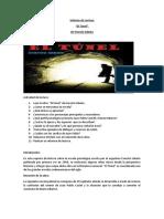 El_Tunel.-_Analisis