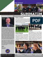 St. Olave's Summatim Autumn 2020