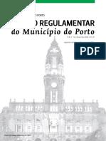 CÓDIGO REGULAMENTAR do Município do Porto