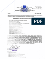Shortlisted Consultants and RFP notice with documents for  Detailed Engineering Survey, Design and Report Preparation, Saljhandi-Sandhikharka-Dhorpatan Road Project..