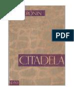 A.J. Cronin - Citadela.pdf