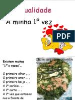 Dia dos Namorados EB23ilhavo_O Amor (Bea e João)