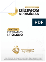 SeminarioBiblicoDizimosePrimicias-MaterialdoAluno